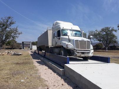mantenimiento preveentivo para basculas camioneras
