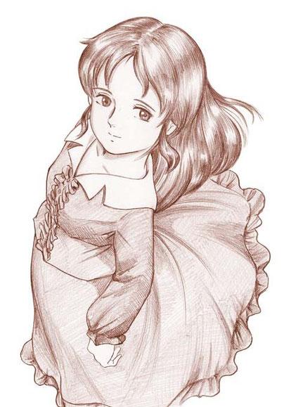 Lovely Sara (小公女セーラ Shōkōjo Sēra