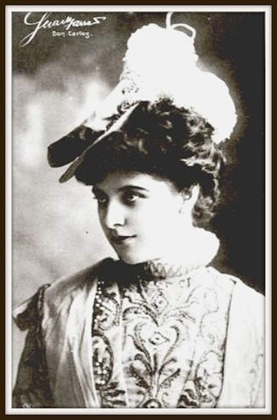 Giuseppe Verdi DON CARLO (Elisabetta)