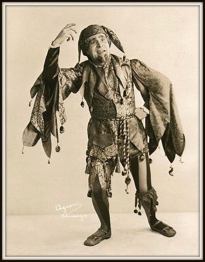 Rigoletto - Chicago Civic Opera 1931