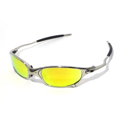OAKLEY  04-119 XMETAL JULIET FIRE POLARIZED