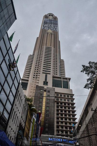 Baiyoke Tower und Hotel (Foto: Daniel Schlenk)