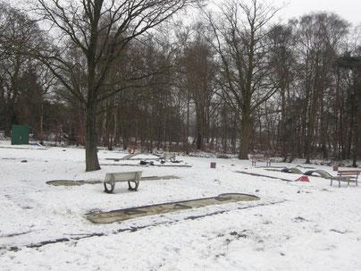 Die Bahnen sind vom Schnee befreit - es kann losgehen