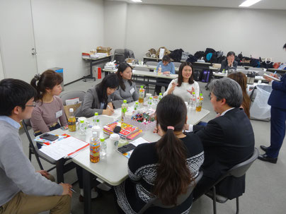 千葉県や成田LCCの魅力を伝えるプロジェクト参加学生