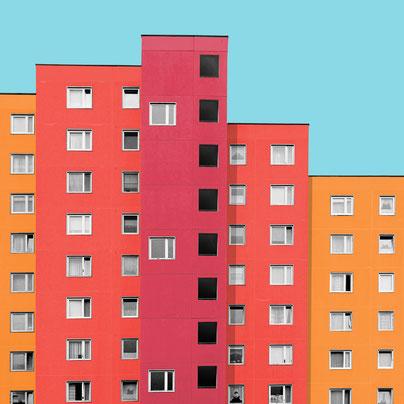 gropiusstadt Berlin architecture