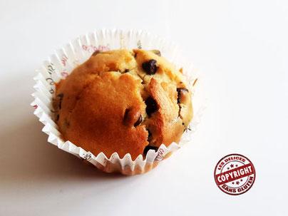 recette muffin poire choco sans gluten sans lactose