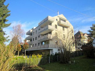 MFH  Ruflisbergstrasse, Luzern / 2011
