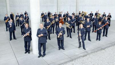 Bundespolizeiorchester München 2015
