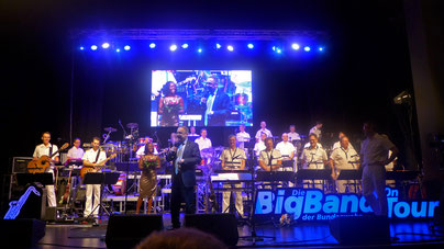 Big Band der Bundeswehr 2014