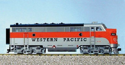 USA Trains EMD F3-A WP