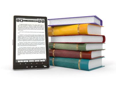 Bücher und eBooks, Textagentur erfolgswelle® AG