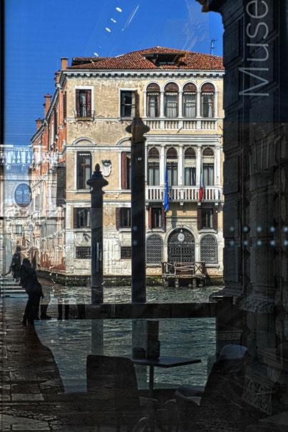 Mathieu Guillochon, photographe, Italie, Venise, ca' rezzonico, palais, musée, 18e siècle vénitien, inside outside,histoire, république de venise