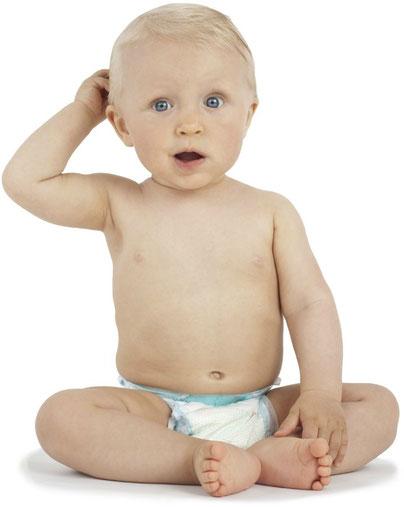 Wie werden Babyzähne richtig gepflegt? Tipps vom Zahnarzt! (© Andrej Porochnenko - Fotolia.com)