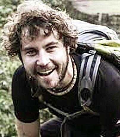 Borja Lázaro desapareció el 7 de enero de 2014 a los 34 años en La Guajira (Colombia).