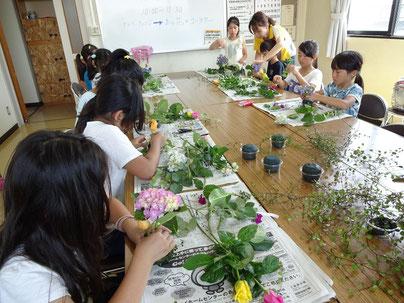 花育教室 静岡 藤枝