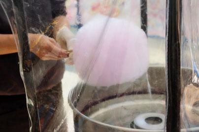 しまだ耳鼻咽喉科医院 泉ヶ丘 三原台 はるみ祭 綿菓子 はるみ小学校PTA
