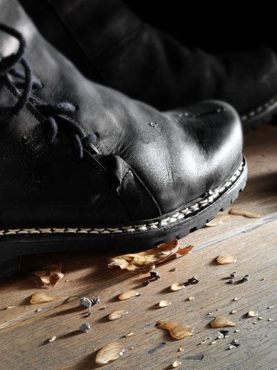 Fendt Holzgestaltung/ Pflege und Reinigung geölter Dielenböden