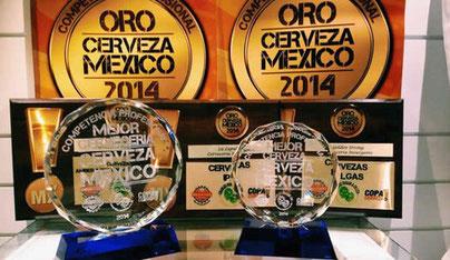 Mejores chelas de Cerveza México 2014