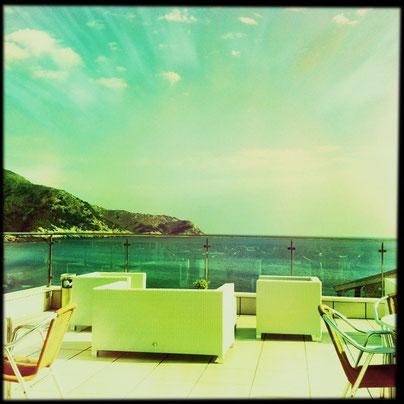 Mallorca Cala Ratjada HSM Regana Terrasse #hipstamatic