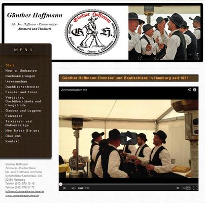 Firmen - Website