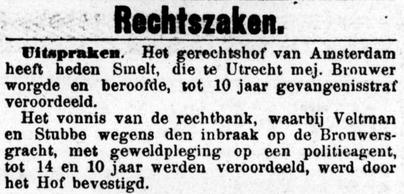 Het volk : dagblad voor de arbeiderspartij 23-01-1901