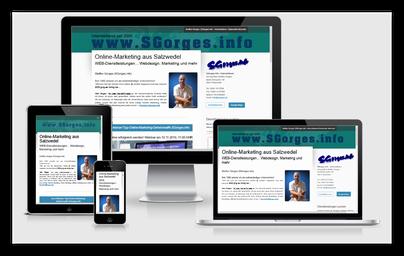 Steffen Gorges | SGorges.info - WebDesign, Webmarketing und digitale Produkte