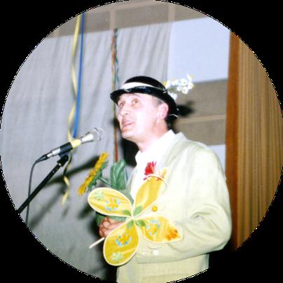 Blumenmann -alias Claus Peter Ruhmann