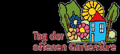 Logo: Tag der offenen Gartentür - Kreisverband Rosenheim e.V.