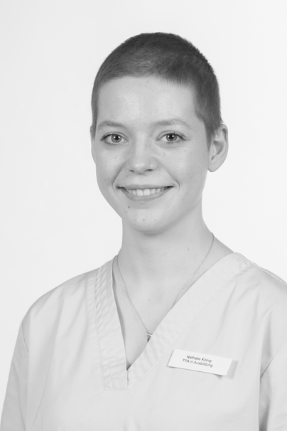 Nathalie König – TPA in Ausbildung