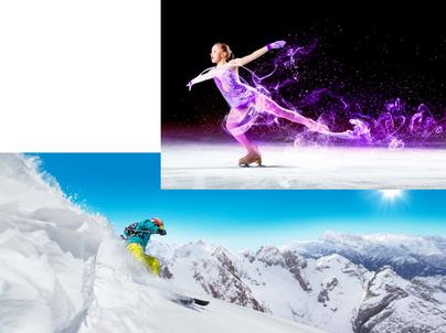 スキー スケート スキーインソール スケートインソール