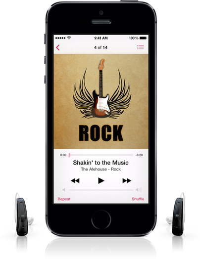 Made For iPhone ReSound LiNX