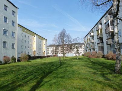Hannover - Döhren, 3 Zimmer mit Balkon  -verkauft-