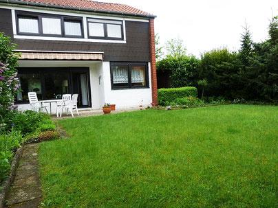 Reihenendhaus mit Garten und Garage in Hemmingen  -verkauft-