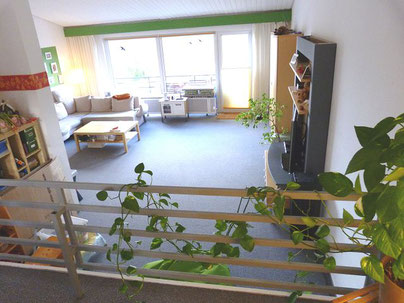 Schöne Aussicht und großer Wohn-, Essbereich  -verkauft-