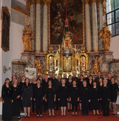 Konzert in der Studienkirche 2016