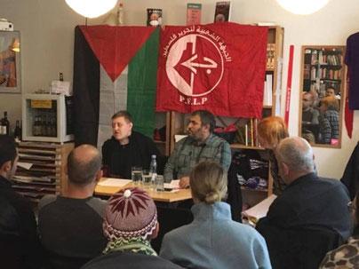 Khaled Barakat gæster Danmark og holder oplæg i IFs bogbutik den 18.oktober 2015