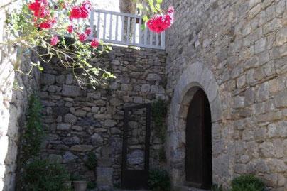 gite pays cathare gites de france à Termes dans l'Aude
