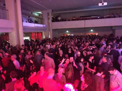 Aftershow Party Dj Haus Leipzig beim Neujahrssingen 2016