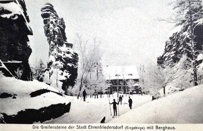 Ansichtskarte 1928