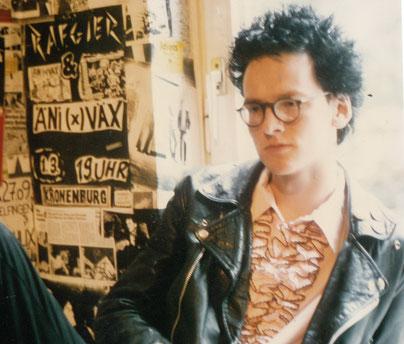 Adam Riese Mitte der 1980er