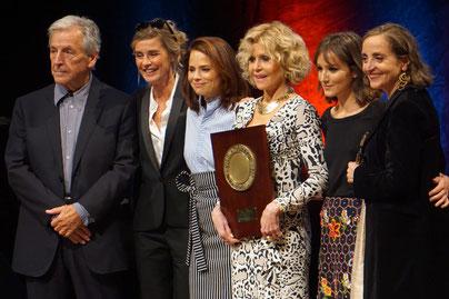 Cérémonie de Remise du Prix Lumière à Martin Scorsese - Festival Lumière 2015 - Photo © Anik Couble