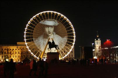Fête des Lumières - Lyon © Anik COUBLE