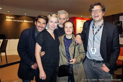 Honneur aux bénévoles - Festival Lumière 2015 -  Photo © Anik Couble