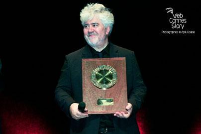 Festival Lumière 2014 - Pedro Almodovar, invité d'honneur et Prix Lumière Photo © Anik COUBLE