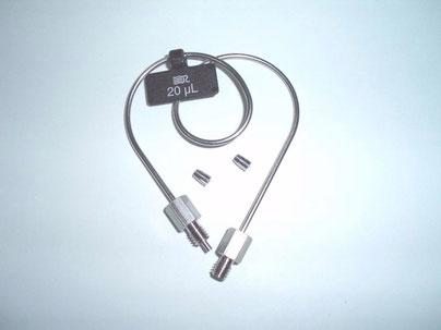 Rheodyne 20µL Sample Loop 7755-022 für die Chromatographie/ Chemie