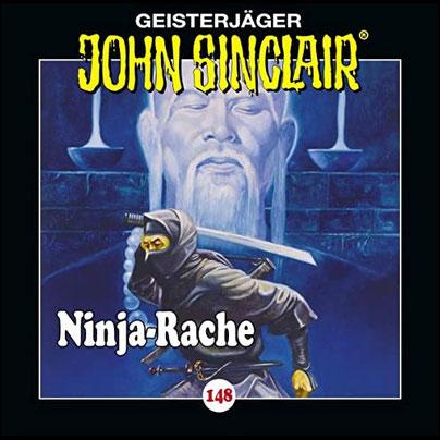 CD-Cover John Sinclair Edition 2000 - Folge 148 - Ninja-Rache