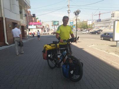 In Novosibirsk