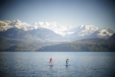 Oberhofen am Thunersee, SUP, Starboard SUP, Dador