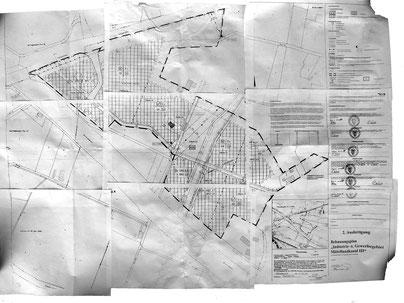 """B-Plan """"Industrie- und Gewerbegebiet Mittellandkanal III"""" aus dem Jahr 2002"""