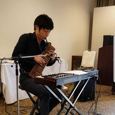 得田サトシ 大人のケンハモ SUZUKI 鍵盤ハーモニカ